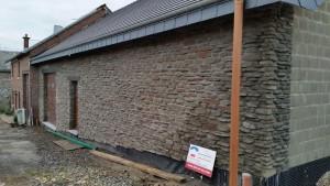 pierre reconstituée Isol air eco