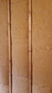 2. Isolation thermique avec panneaux en fibres de bois